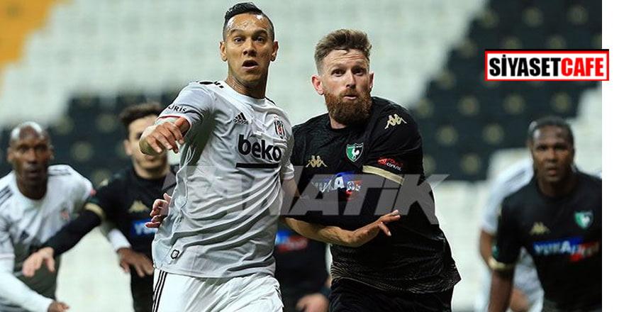 Beşiktaş  Denizlispor 'a acımadı