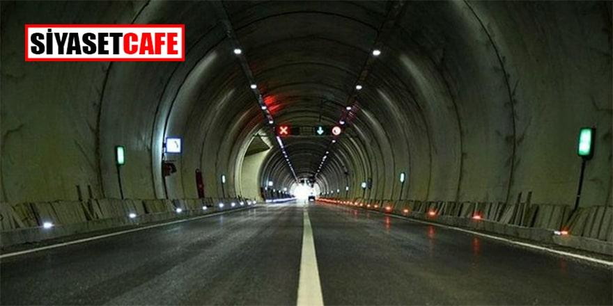 Turizme kapı açacak tünel