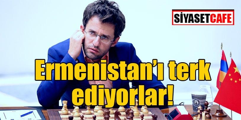 Ünlü Ermeni satranççı Ermenistan vatandaşlığından çıktı!