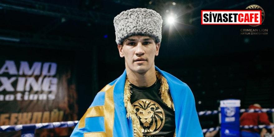 'Kırım Aslanı' Artur Ziyatdinov bir kez daha şampiyon!