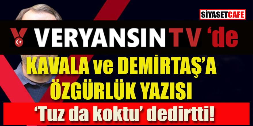 Veryansıntv'de 'Gizli HDP'li var iddiası