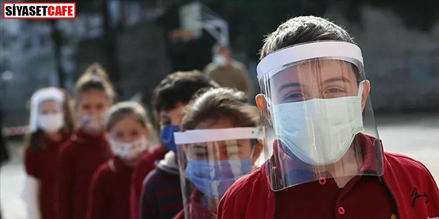 Mutasyonlu virüs nedeniyle 5 okulda yüz yüze eğitime ara