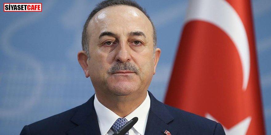 Bakan Çavuşoğlu Müslüm Gürses'i andı