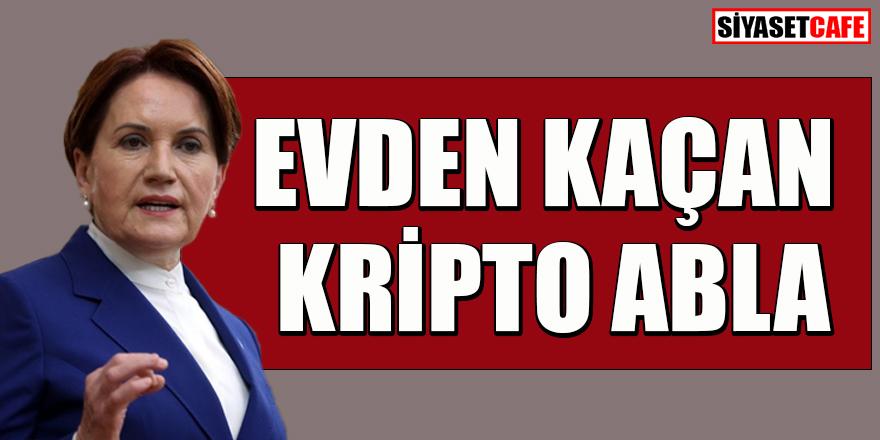 MHP'li Yalçın'dan Akşener'e: ' Kripto Abla'
