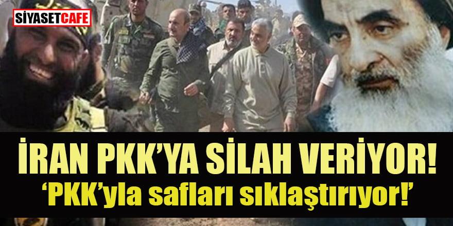 PKK ve İran safları sıkılaştırıyor!