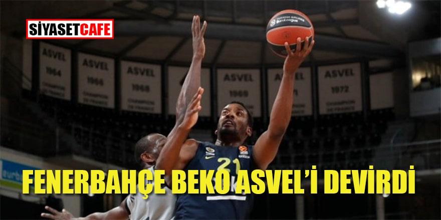 Fenerbahçe Beko Fransa'da galip