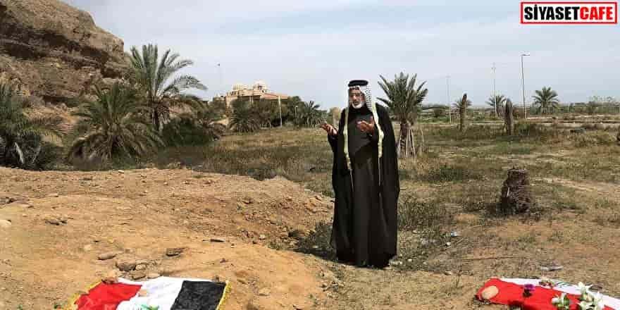 20 kişinin cesedinin gömüldüğü toplu mezar bulundu