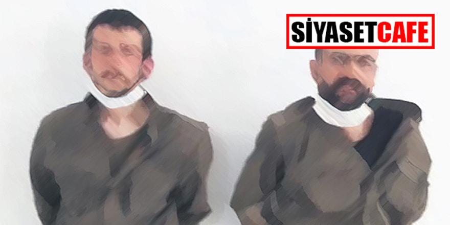 PKK'lılar 2 milyon dolar örgüt parasıyla yakalandı