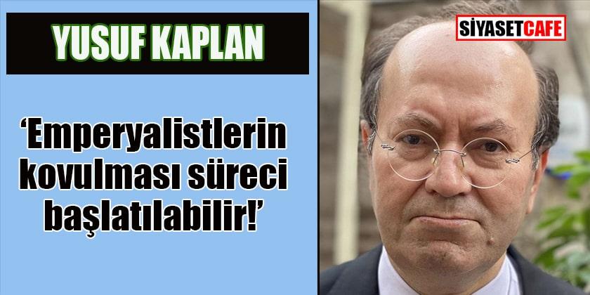 Yusuf Kaplan'da Türkiye - Mısır yakınlaşması sevinci