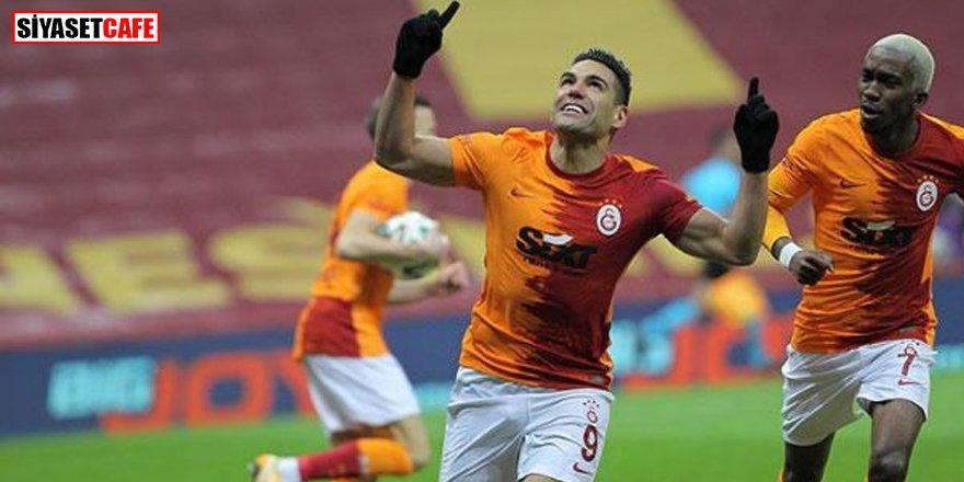 Falcao Galatasaray'a yetemedi: Galatasaray 2-2 Sivasspor