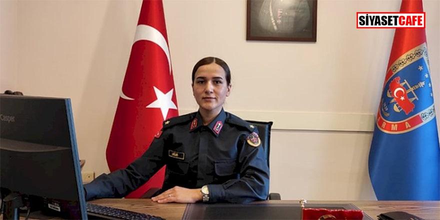 Kadın Jandarma Karakol Komutanının gurur veren öyküsü