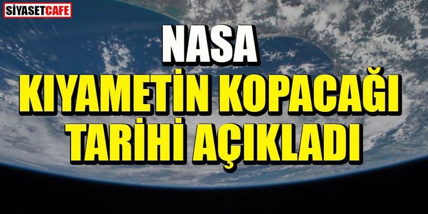NASA açıkladı: Dünya ne zaman yok olacak?