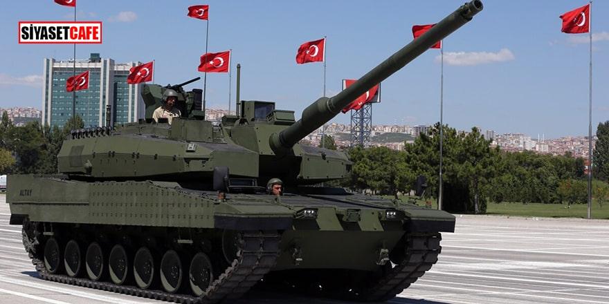 Güney Kore'yle Altay tankı üzerinden 'çığır açan' anlaşma