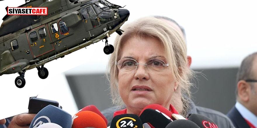 Tansu Çiller'den 'Cougar helikopter' satın alma açıklaması