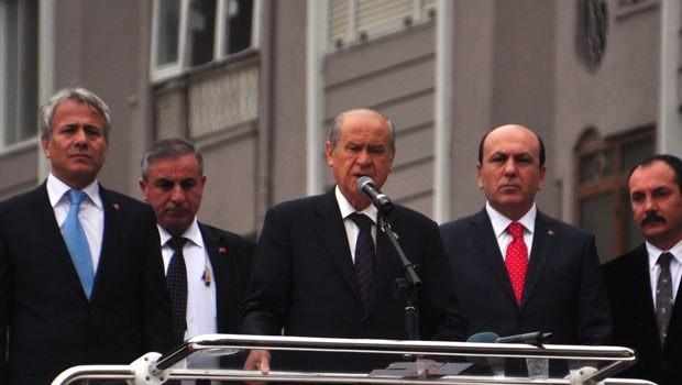 Montaj Miting devri AKP ile Başladı
