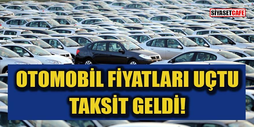 Otomobilde taksit dönemi