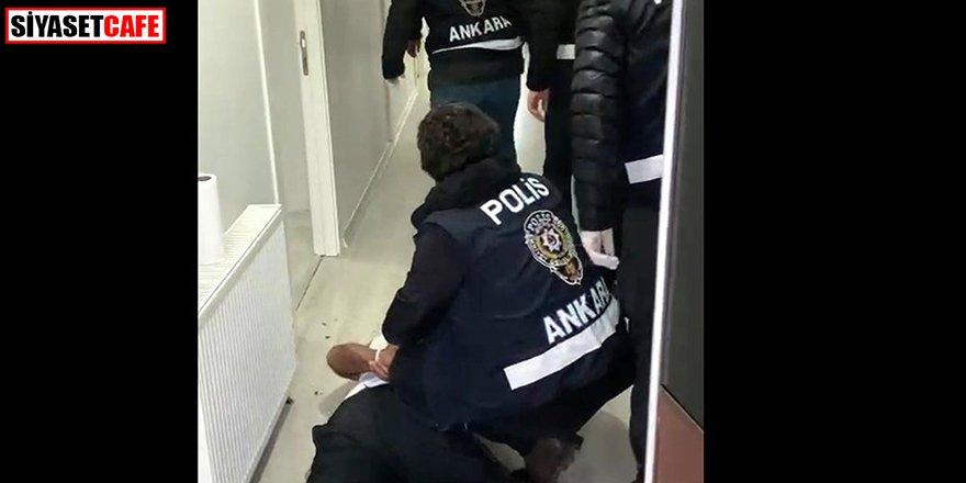 Ankara'da fuhuş operasyonu: Kadınları kandırmışlar...