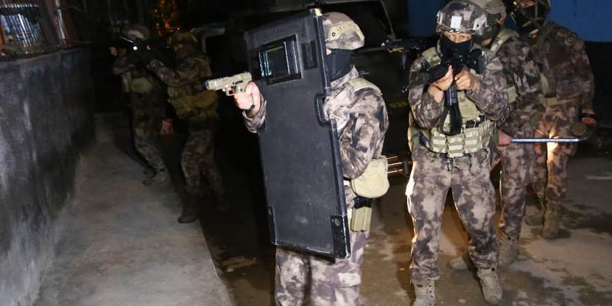İstanbul'da PKK operasyonu: 2 HDP İlçe başkanı dahil, çok sayıda gözaltı