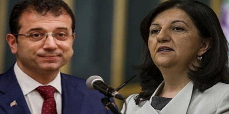 İmamoğlu'ndan HDP'ye tam destek