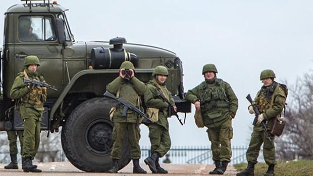 Ukrayna ve Rus savaşı başladı