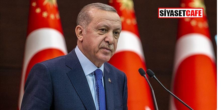 Erdoğan'dan Marmara'yı saran deniz salyasıyla ilgili güzel haber