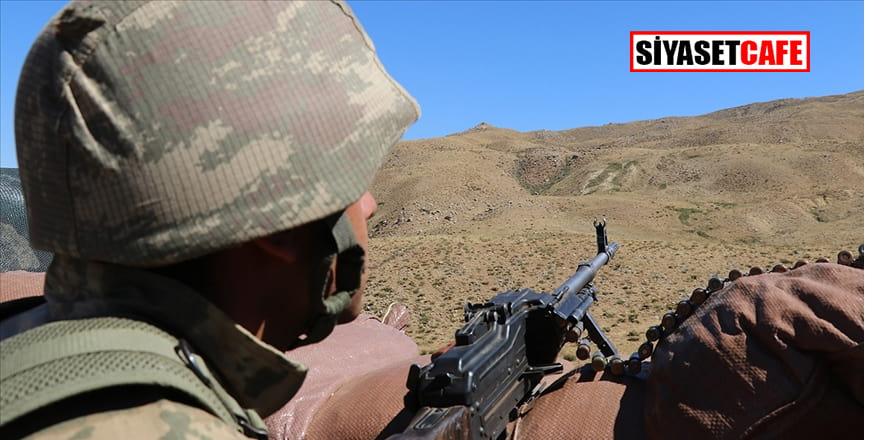Barış Pınarı bölgesinde 8 PKK/YPG'li terörist daha öldürüldü