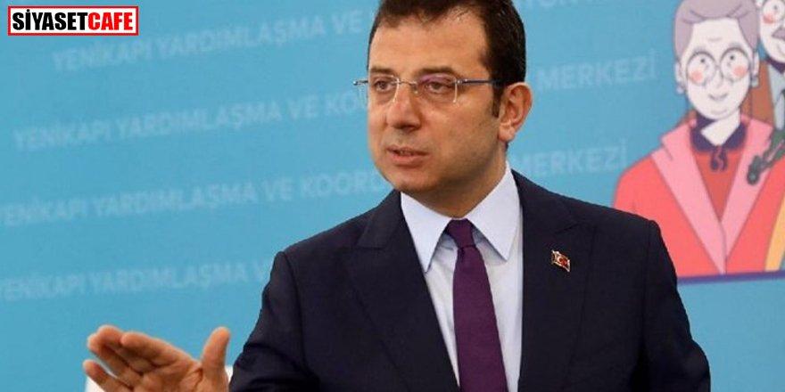 İmamoğlu Gezi Parkı için dava açtı!