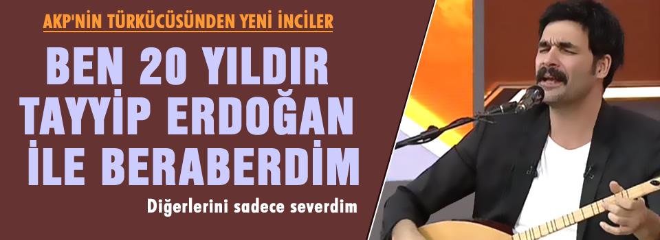 AKP'nin Türkücüsü IşılAK'tan İnciler