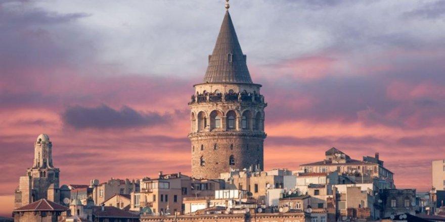 Galata Kulesi'de İBB'den alınarak vakfa devredildi