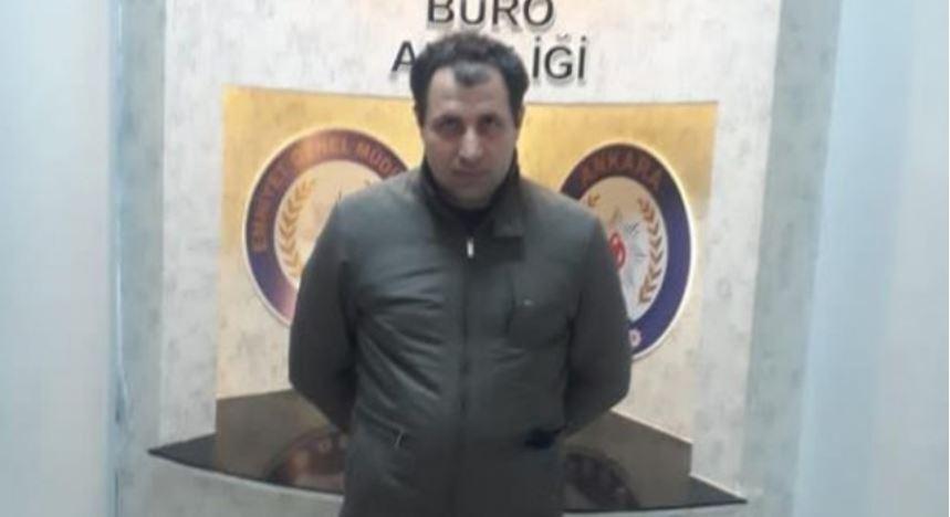 Firari FETÖ'cü  eski binbaşı saklandığı evde yakalandı