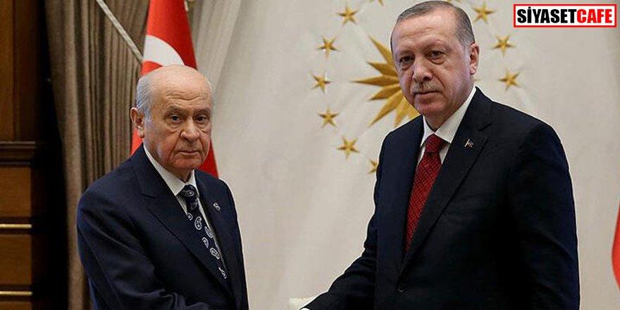 Devlet Bahçeli'den Erdoğan'a tebrik telefonu