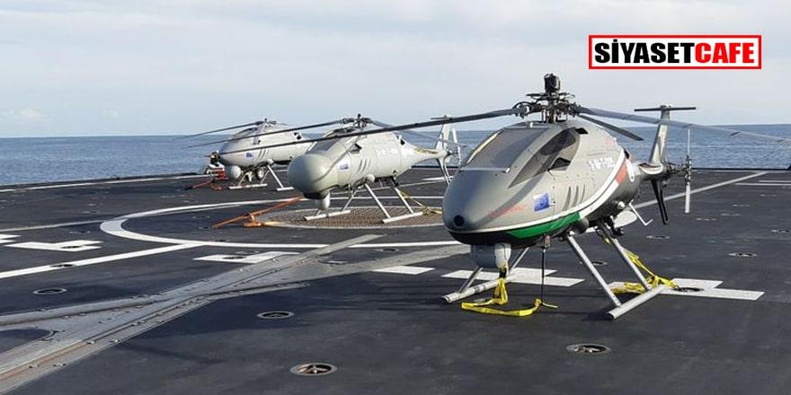 Avustralya Donanması döner kanatlı İHA'yı kısa listeye aldı