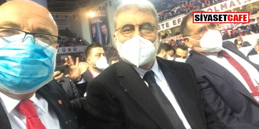 AKP Kongresine katılan Vekil hastaneye kaldırıldı!