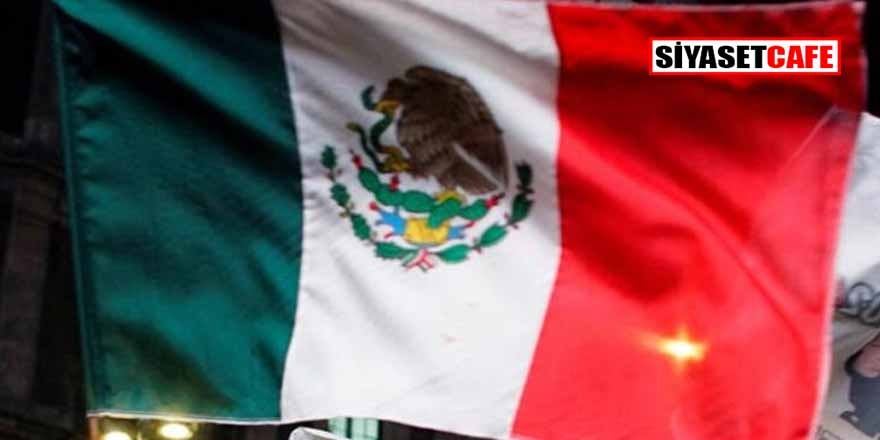 Meksika'da 1 ayda 2 bin 444 cinayet işlendi!