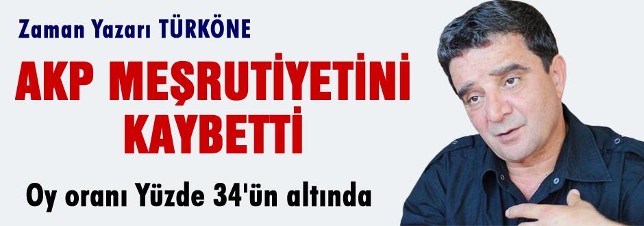 Erdoğan meşruiyetini kaybetti