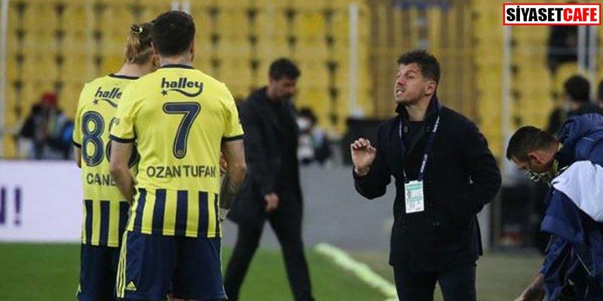 Yarışa tutundu: Fenerbahçe 1-0 Denizlispor