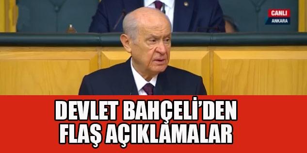 Devlet Bahçeli'den flaş Kırım açıklaması! İmzacı amirallere sert sözler...