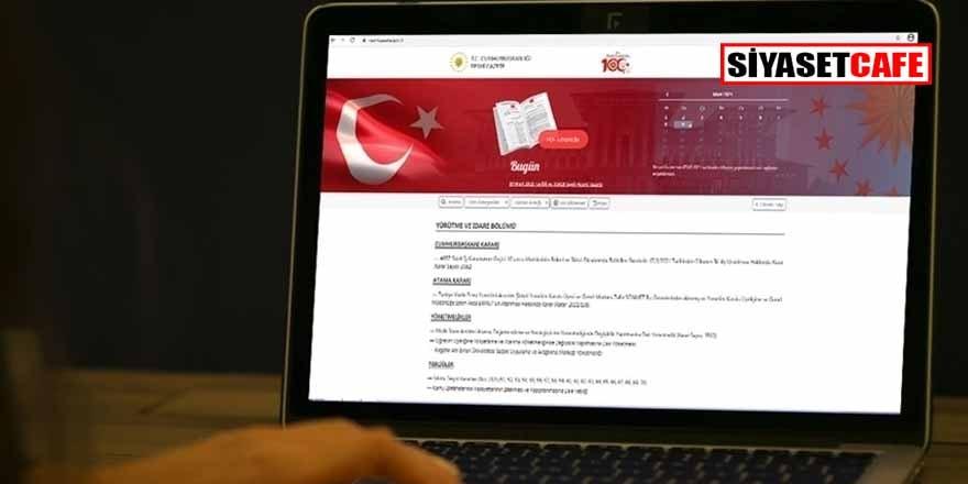 Nihayet FETÖ ve PKK elebaşlarının mal varlıkları donduruldu: Tam 377 kişi...