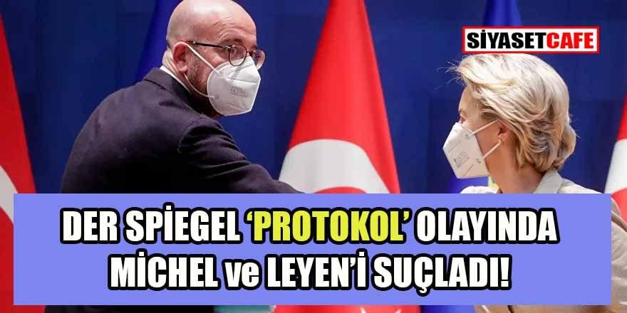 Alman Der Spiegel dergisi Türkiye'yi haklı buldu!