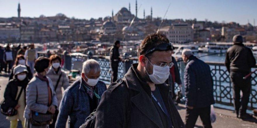 İTO Koronavirüs raporuna göre, İstanbul'un en riskli 8 ilçesi