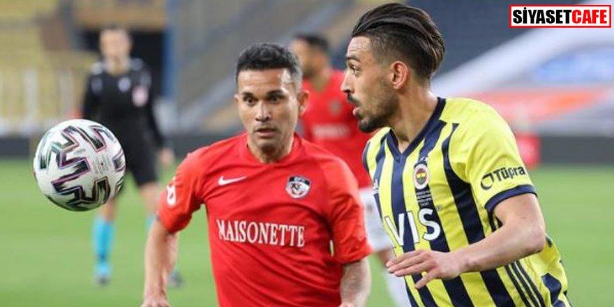 Kartal'ın ensesinde: Fenerbahçe 3-1 Gaziantep