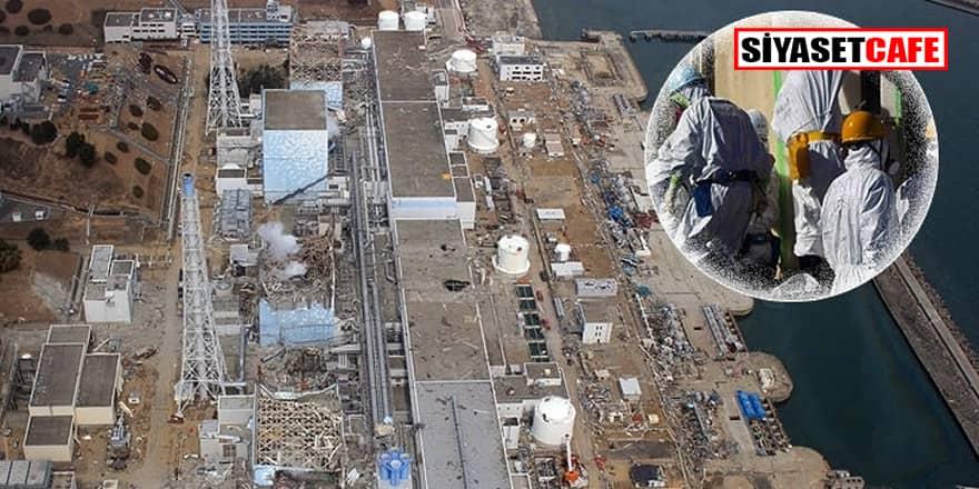 Japonya radyoaktif özellikli atık suyu denize boşaltma kararı verdi