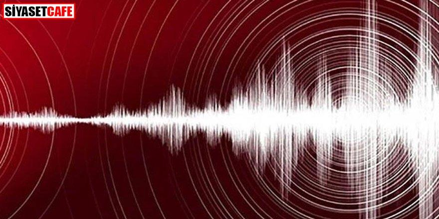 Muğla'da 5.1 büyüklüğünde deprem