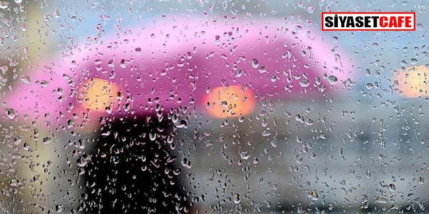Meteoroloji duyurdu: Sağanak yağış bekleniyor