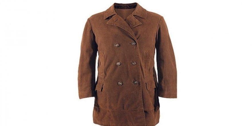 Atatürk'ün ceketi açık arttırma ile satılacak