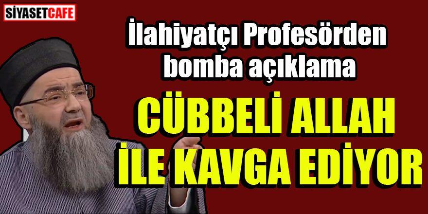 Prof. Dr. Mehmet Okuyan: Cübbeli Ahmet Allah ile kavga ettiğinin farkında değil.
