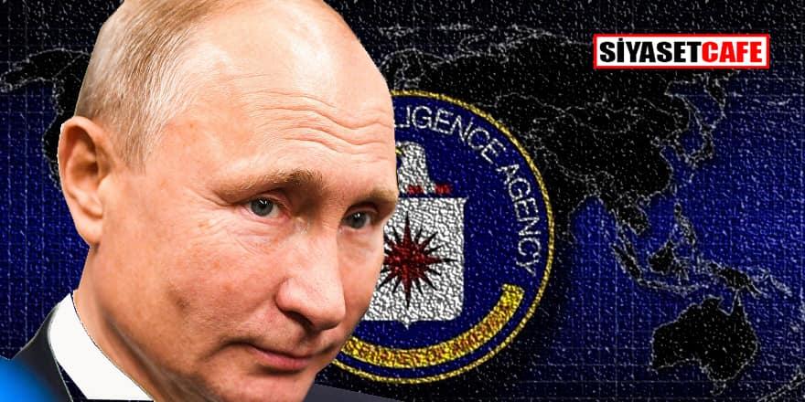 CIA'den Rusya'nın Ukrayna sınırı yığınağına uyarı