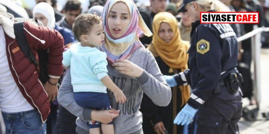 Danimarka'dan 'sıfır sığınmacı' kararı! Suriyelilerin oturma izinlerini iptal ediyor