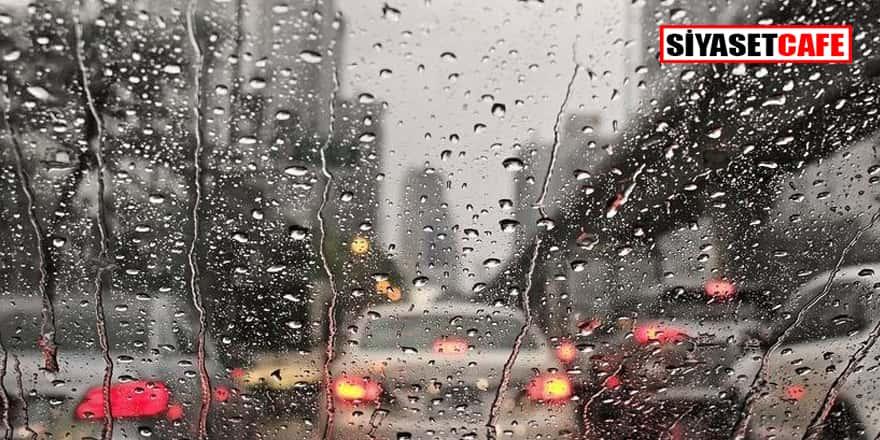 Meteoroloji uyardı: Tüm Türkiye'de sağanak yağış etkili olacak
