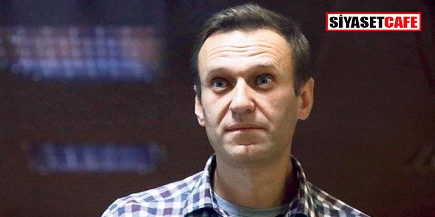 Açlık grevindeki Navalni'nin durumu kritik
